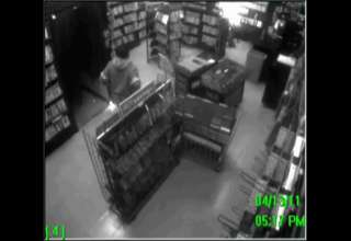 RAW VIDEO.crackhead on fire in a porn shop view on ebaumsworld.com tube online.