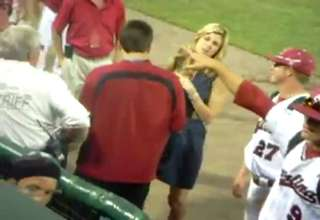 Erin Andrews vs 12 year old kid  Im gonna go watch your video view on ebaumsworld.com tube online.
