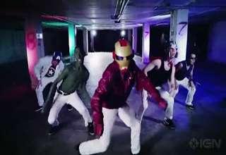 The Avengers Boy Band - Music Video [Parody] view on ebaumsworld.com tube online.
