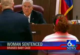 Mom Convicted For Spanking Her Child view on ebaumsworld.com tube online.