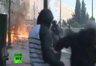 Greek Revolution Against IMF Enslavement view on ebaumsworld.com tube online.
