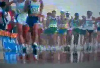 2012 Olypmic Power Walking