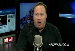 Alex Jones Describes EBW