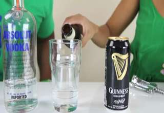 Irish Depth Charge Drink view on ebaumsworld.com tube online.