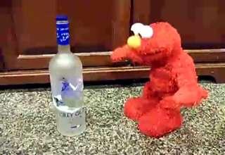 Elmo Drunk - Video | eBaum's World