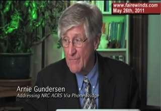 Arnie Gunderson NOT heard by the NRC view on ebaumsworld.com tube online.