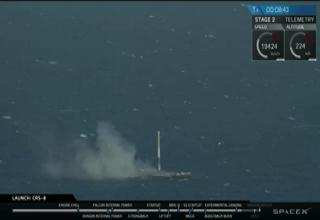 spacex crs 8 landing i m on a boat