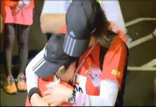 11 Year Old Blind Girl In Tears As She Finished Marathon view on ebaumsworld.com tube online.