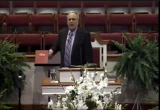 Pastor Charles L. Worley's Anti Gay Sermon Caught On Tape view on ebaumsworld.com tube online.