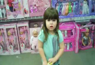 Why Do All The Girls Have To Buy Princesses? Little 4-Year-Old view on ebaumsworld.com tube online.