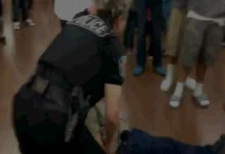 Police Brutality on Black Friday view on ebaumsworld.com tube online.