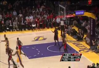 Definition Of Great Clutch_ Kobe Hits Three 3's Straight To Win