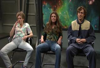 Close Encounter - SNL - Video   EBaum's World