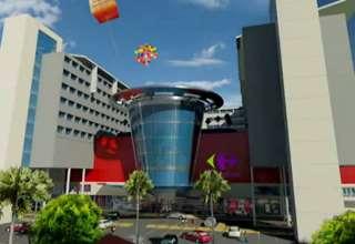 Pusat Niaga Cimahi - Sentra Perbelanjaan Terpadu - Pusat Bisnis