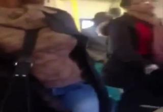 Woman Launches Racist Tirade At Black Passengers