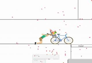 The BMX Dad From Happy Wheels Loses It view on ebaumsworld.com tube online.