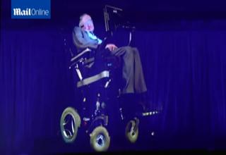 Stephen Hawking Finally Weig