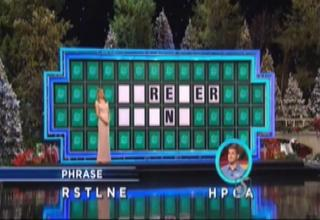 wheel of fortune puzzle
