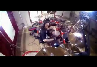 Ass drumming on justin bieber song - 3 part 5