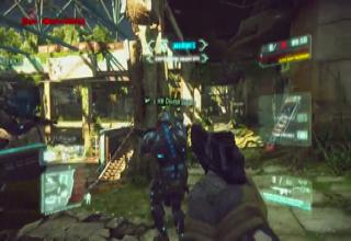 Crysis 3 BETA Gameplay (XBOX 360)