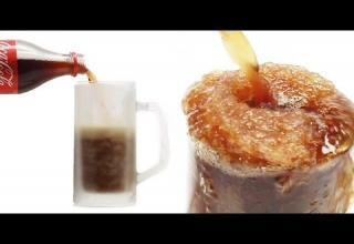 instant coke slushie