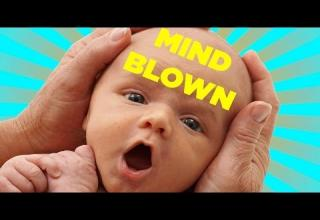 baby mind blown