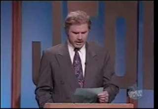 Celebrity Jeopardy Sean Connery Video