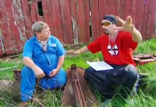 Ali G Meets A Veteran Turned Veterinarian On His Farm
