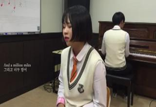 Korean Girl Delivers a Gorgeous Version of Adele's 'Hello'