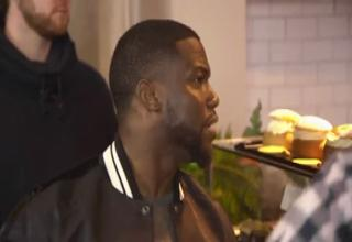 Kevin Hart Tries To Understand Swedish Culture