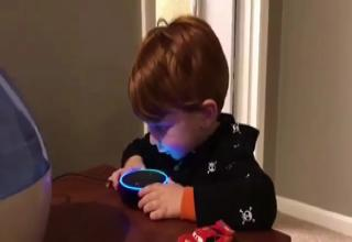 alexa give kid a very nsfw response to his request