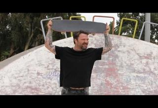 Bam Margera is back and skating