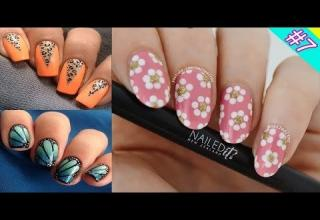 Autumn nail art designs october 2017 wow video ebaums world top new nail art designs october 2017 prinsesfo Gallery