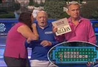 Grandpa Misses Out On A Million Dollar Prize on Wheel of Fortune