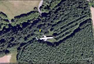 Actually This Is One Of More Than 500 High Resolution Images Accessible Through Google Earth Made By A