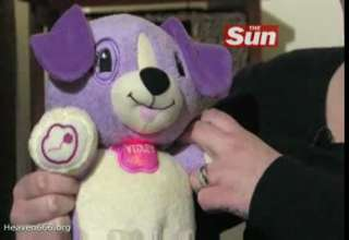 Toy bear sings rude song view on ebaumsworld.com tube online.