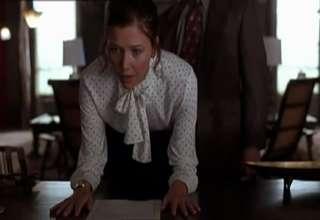 Maggie Gyllenhaal Spanking Scene from Secretary view on ebaumsworld.com tube online.