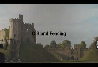 C-Stand Fencing Promo 2011 Medival Times view on ebaumsworld.com tube online.