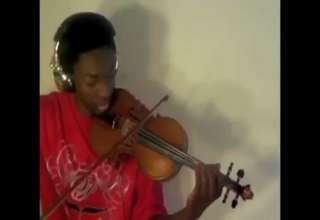 Amazing Eminem Violin Cover