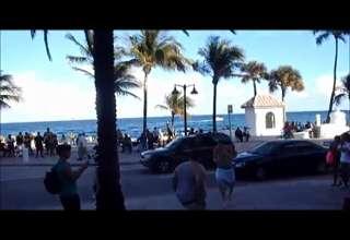 Mike Tyson move done on ft lauderdale beach spring break 2012. view on ebaumsworld.com tube online.