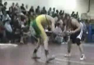 Badass Wrestling Move