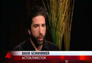 David Schwimmer Is A Friend You Can Trust view on ebaumsworld.com tube online.