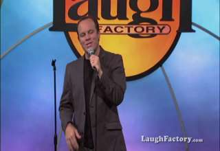 Tom Papa - Stand Up Comedy - Cheesecake Factory view on ebaumsworld.com tube online.