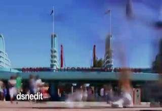 Disney Land Time Lapse view on ebaumsworld.com tube online.