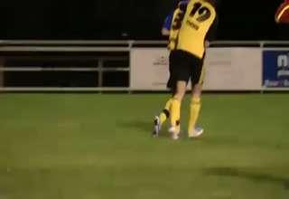 Humiliating Penalty Shot