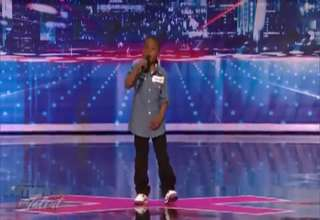 Howard Stern Makes 7 Year-Old Cry on America's Got Talent view on ebaumsworld.com tube online.