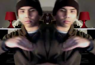Photo Booth Finger Tutting Action (0:55)