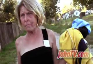 Guy speaks with prostitute after shes caught with customer! view on ebaumsworld.com tube online.