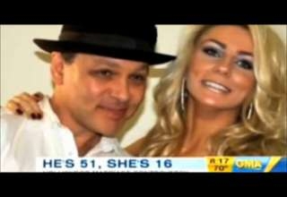 She's 16 and He's 51... view on ebaumsworld.com tube online.