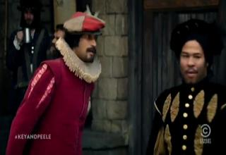Dress code key and peele black